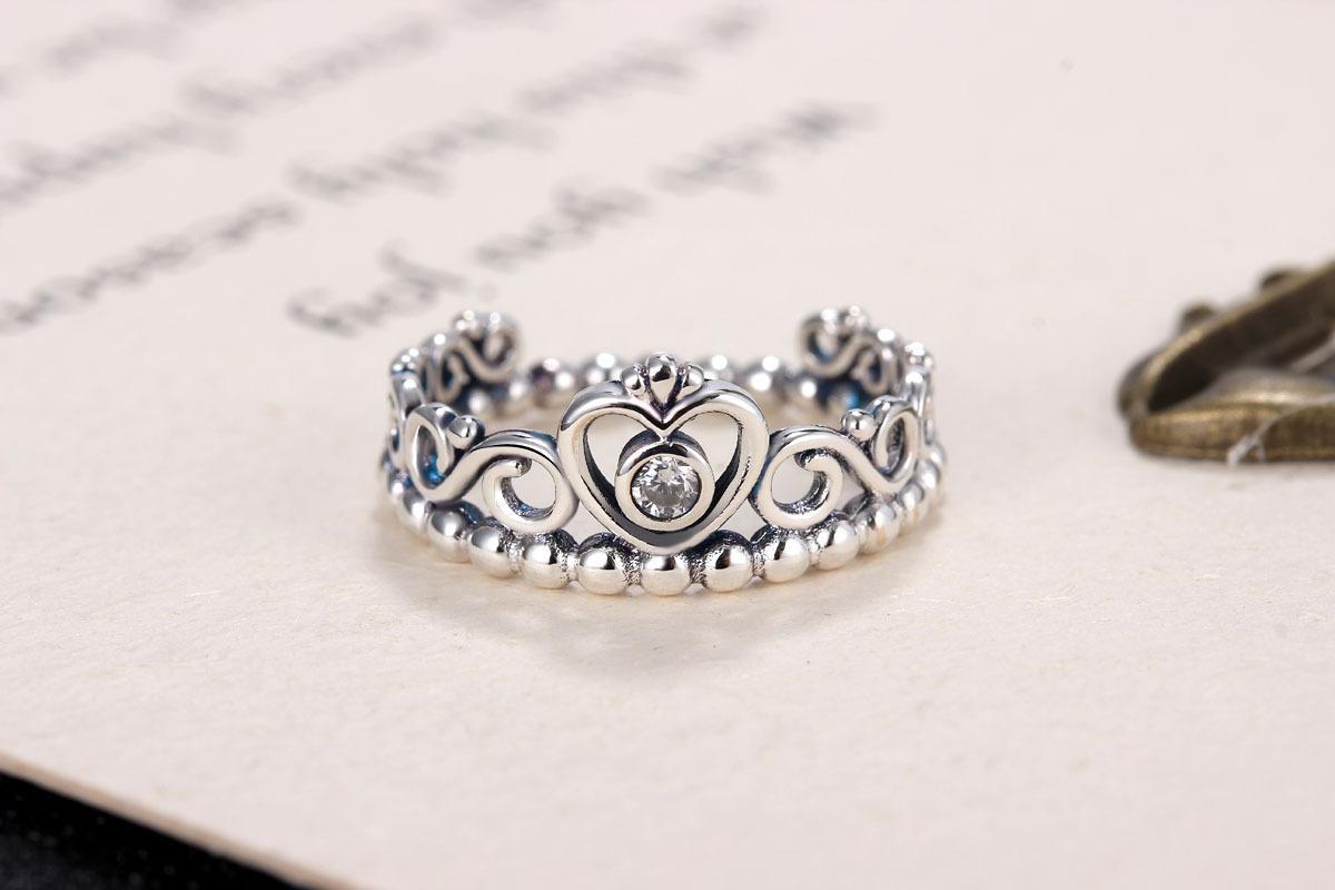 2020 limitada Nova Mulheres Plant Anillos Atacado 925 anéis de prata para Pandora charme da mulher moda jóias Fit original retro Ring Ring