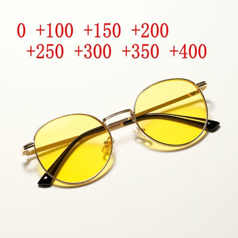 Солнцезащитные очки мужские ночное видение вождения очки для чтения для чтения пресбиопия дизайн бренда бифокальные многофокальные читатели мужчины женщины + 1.0 NX