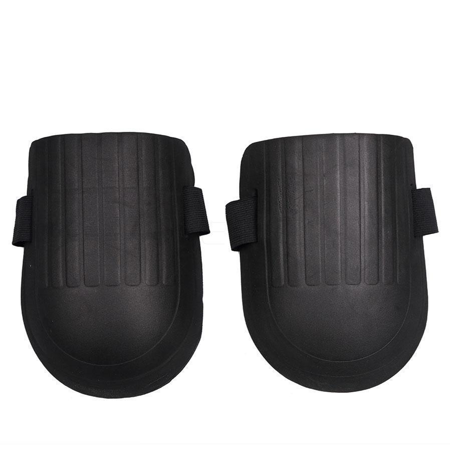 All'ingrosso 1pair gomma piuma molle ginocchiere protettori cuscino di supporto in bicicletta ginocchio Protector Sport Giardinaggio Builder