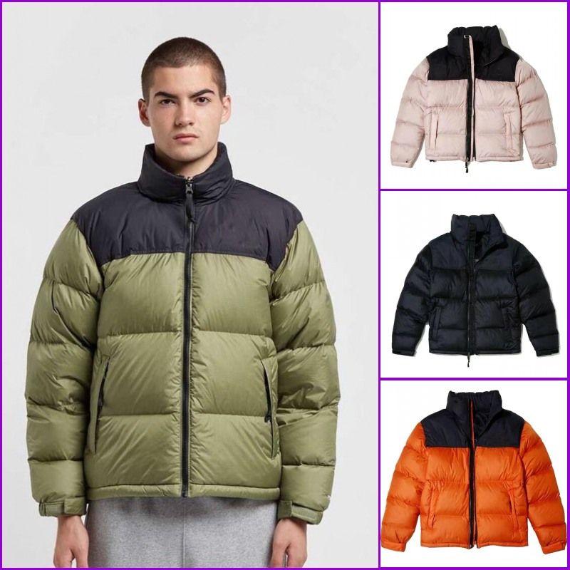 2020 New Men Women Casual Down Jacket Down Coats Mens Outdoor Warm Feather Man Winter Coat outwear Jackets Parkas