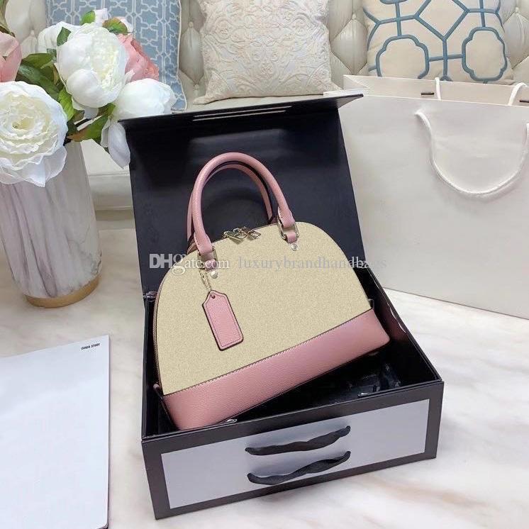 En Tasarımcı Lüks 0014 torba Gerçek Deri Çapraz Vücut Eyer Çanta Yüksek Kalite Bag alışveriş Cüzdanlar Bayan Omuz çantasını handbags