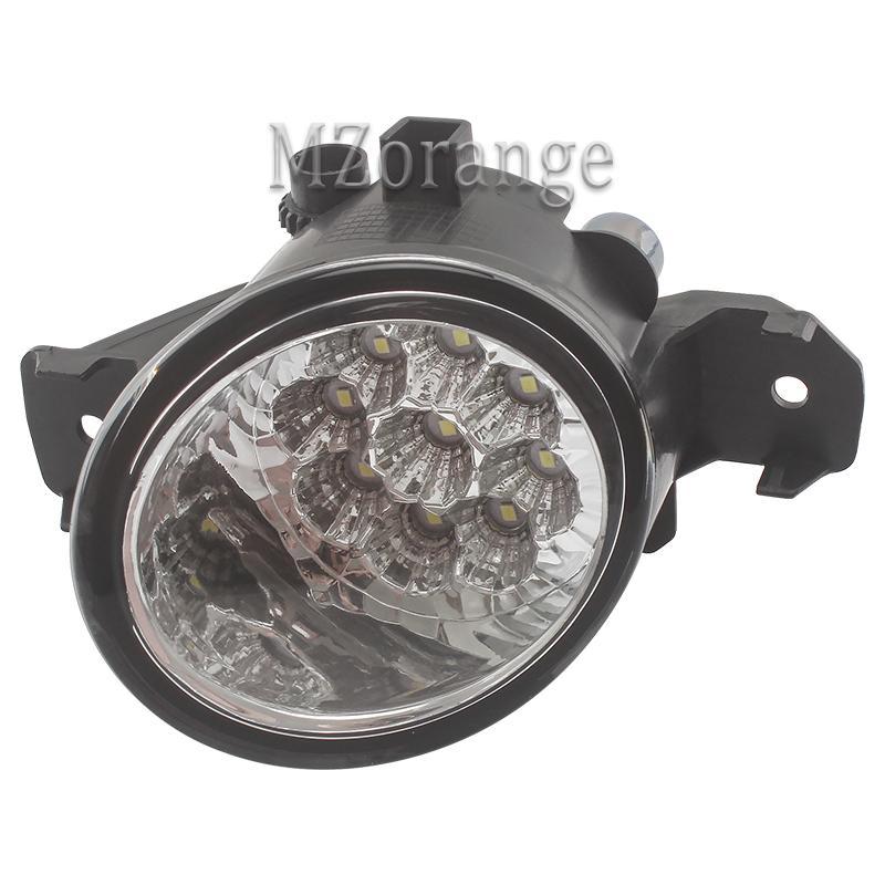 weiße LED-Nebel-Lichter für Altima 2006-2020 Scheinwerfer DRL Nebel-Lampen für Qashqai Maxima Sentra Rogue NV400 Pathfinder