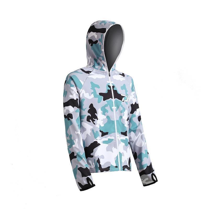 Sporting Angeln New Schutz windundurchlässiges Hiking Shirt 2020 Fishing Jacke Windjacke Herbst UVmantel ultra dünne Kleidung powerstore2012 OIN