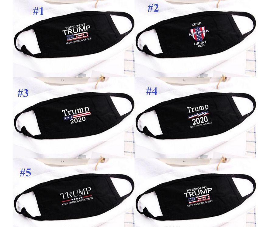 Gardez Maszk Ipamba Amérique du grand président Masque Cotton Trump 2020 Festival de la mode u Mode Home003 Psweg