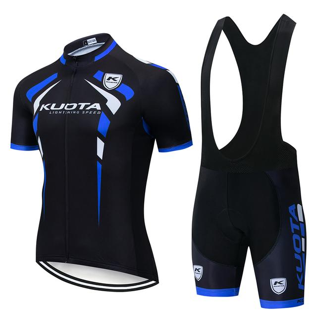 2020 Pro Cycling Team Maglie Estate Quick-Dry bike respirabile dei vestiti della bici vestiti esterna degli uomini vestito manica corta