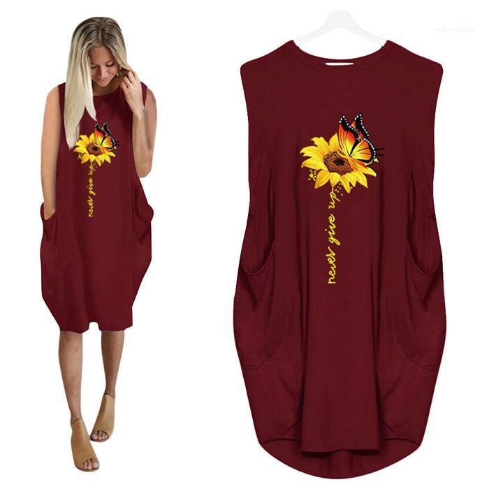 Kleider Floral Casual Women Deisnger Kleid Kleidung plus Größe Frauen Kleider Sommer reizvolle Dame Ärmel