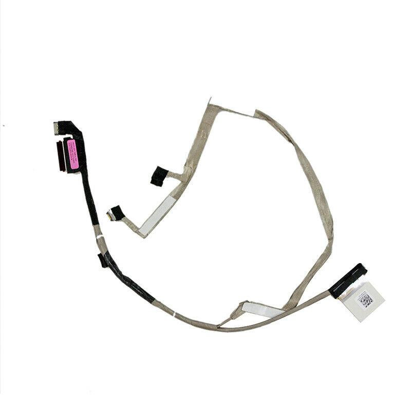 dell 5000 5559 AAL25 EDP KABLO FHD DC02002C900 CN-0401NT 0401NT 401NT için yeni ve orijinal bir LCD kablo