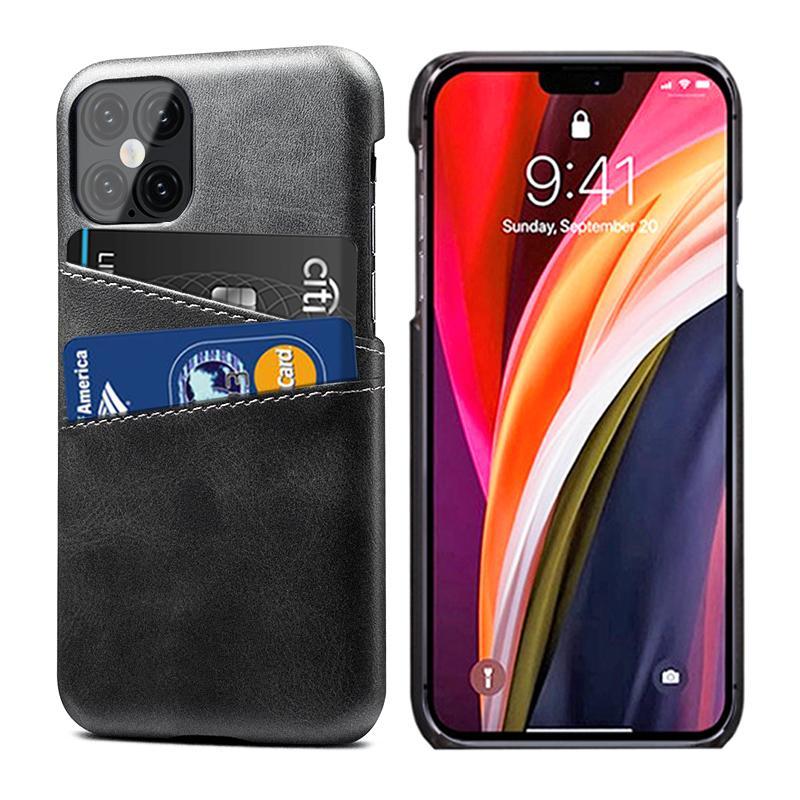 Promation Ультра-тонкий кожаный чехол для iPhone 11 Pro Max держатель крышки для iPhone XR X XS 6 6S 7 8 10 Plus Case Funda Coque
