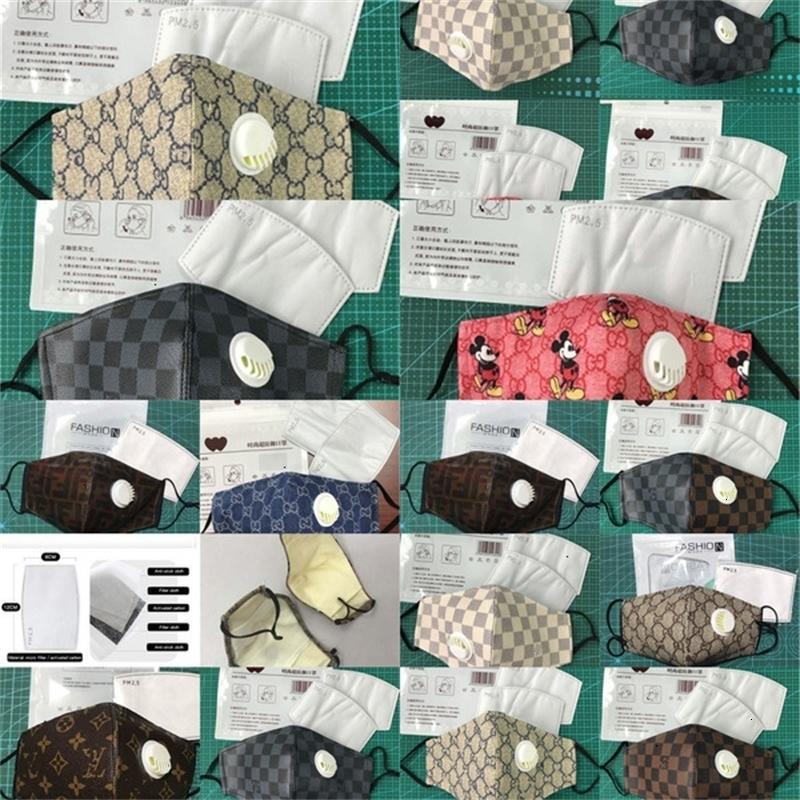 Mariposa Máscara Foral Impresión doble a prueba de polvo máscaras de capa de diseño anti-UV Hombres Mujeres Boca-mufla Moda lavable y transpirable cara U3CCU3CC