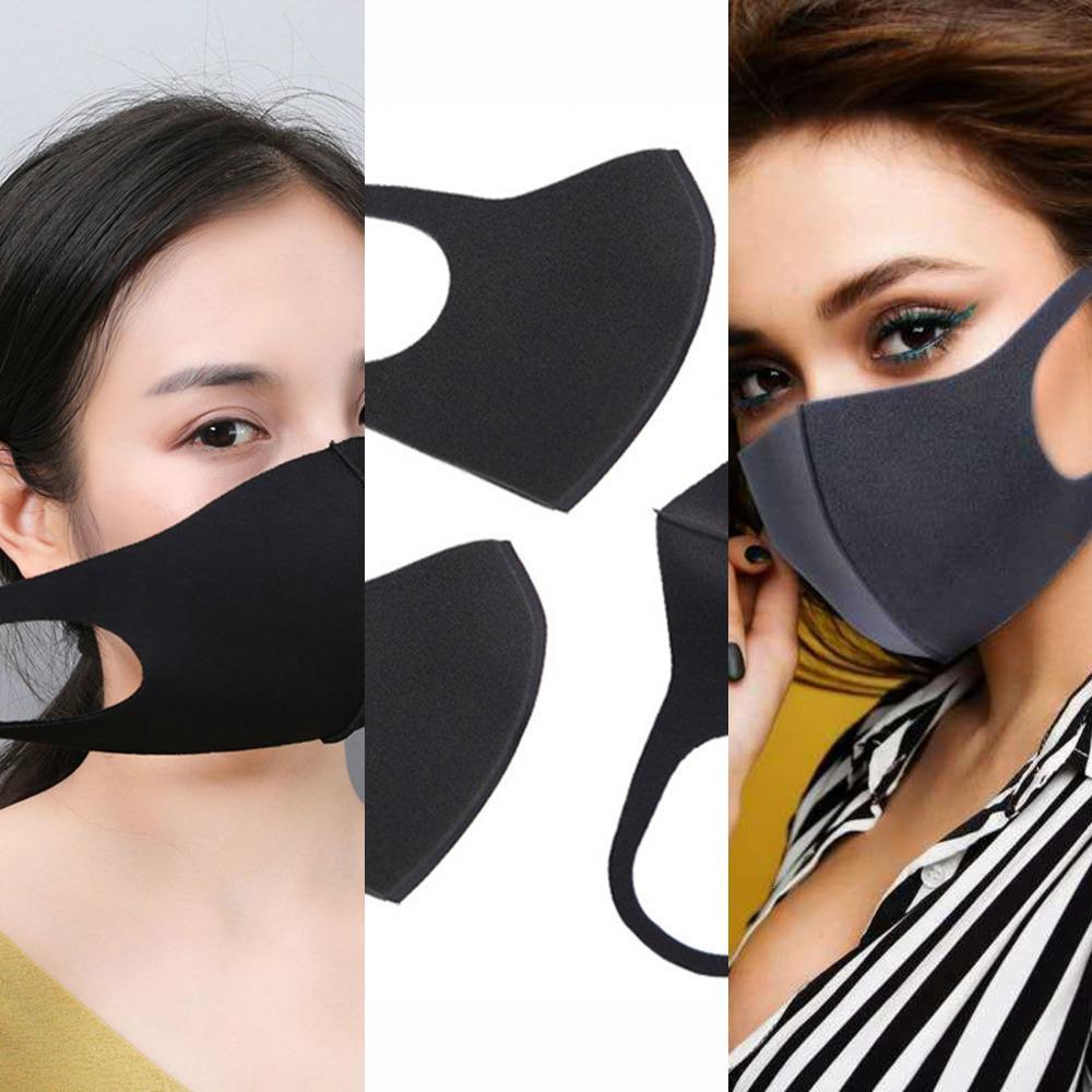 Unisex Designer spugna traspirante Mask Prova riutilizzabile Anti Inquinamento Visiera vento Bocca di copertura