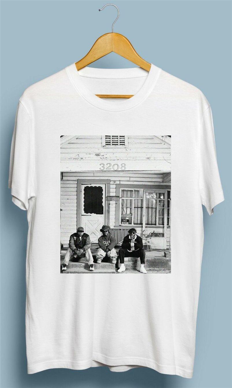 Vintage Geto Boys - Houston, Tx '96 maglietta Taglia S M L XL 2XL Big alto Tee Shirt