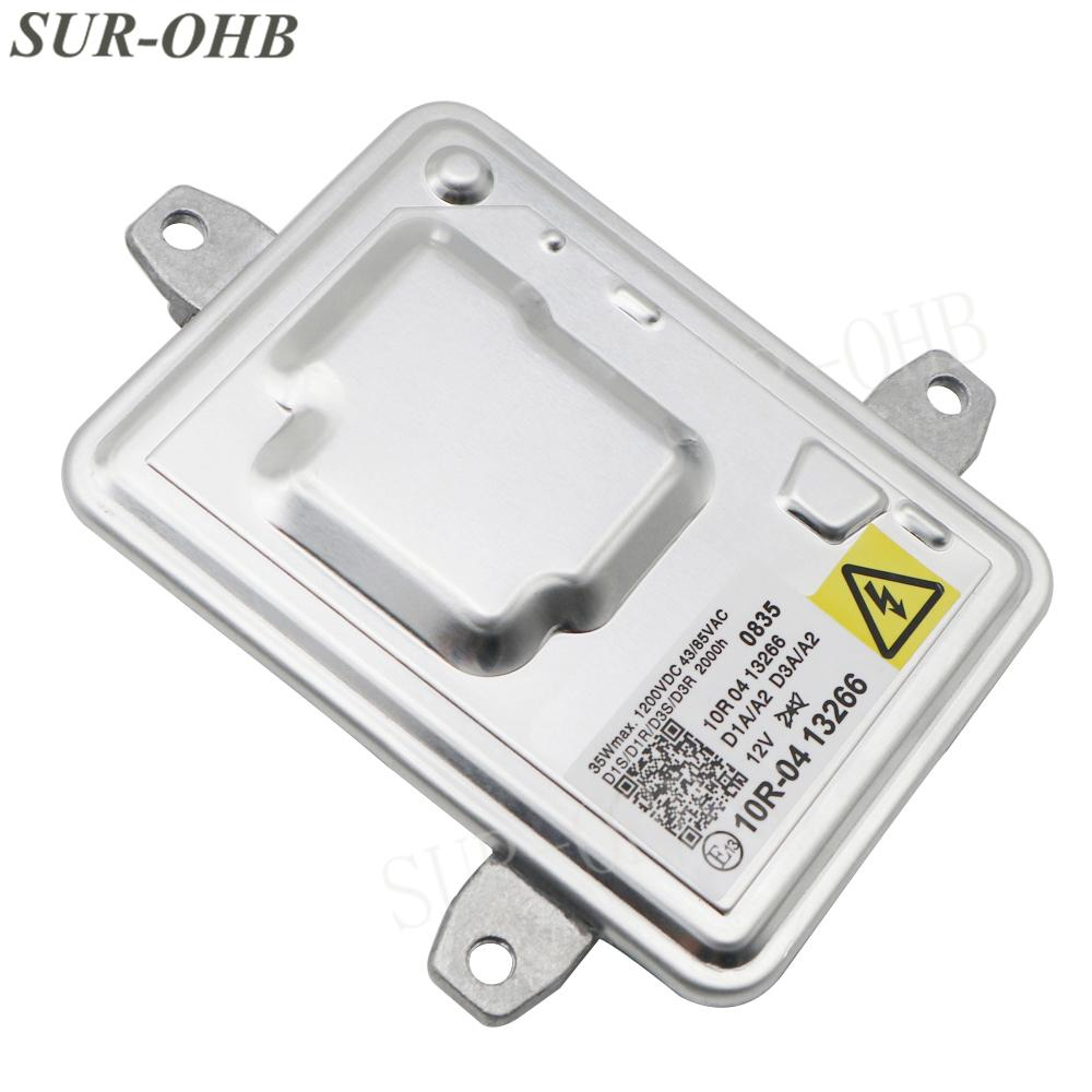 D1S D1R HID Xenon Ballast OEM 10R0413266 Headlight control module 10R-04 13266 A1669002800 10R041322 For Bm w X3 X5 Merced s C ML class Car