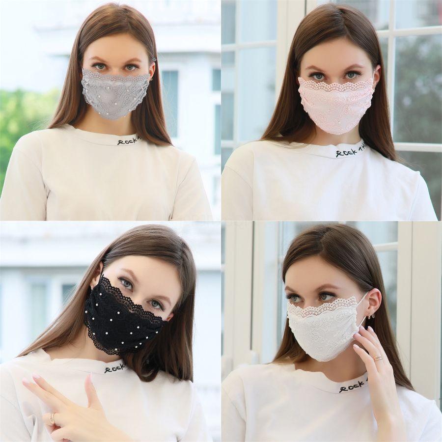 Sponge maschera WashableDesigner stampati maschere moda Maschera Viso Anti Inquinamento antipolvere individuale Pac E # 600