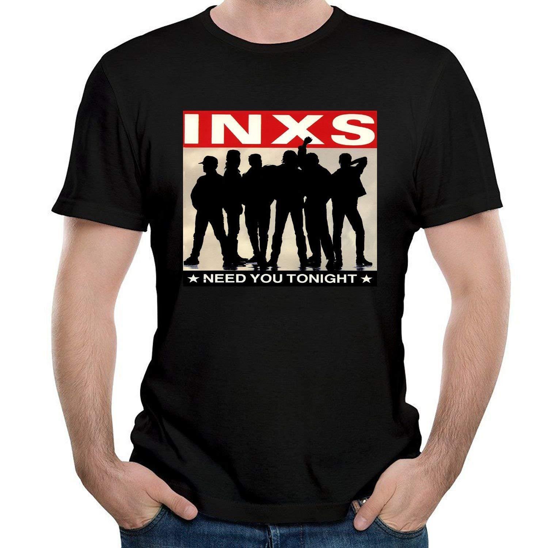 Erkekler INX Erkekler T Shirt Siyah Baskılı T-Shirt Erkekler Harajuku Komik Rick Tee Gömlek T-Shirt