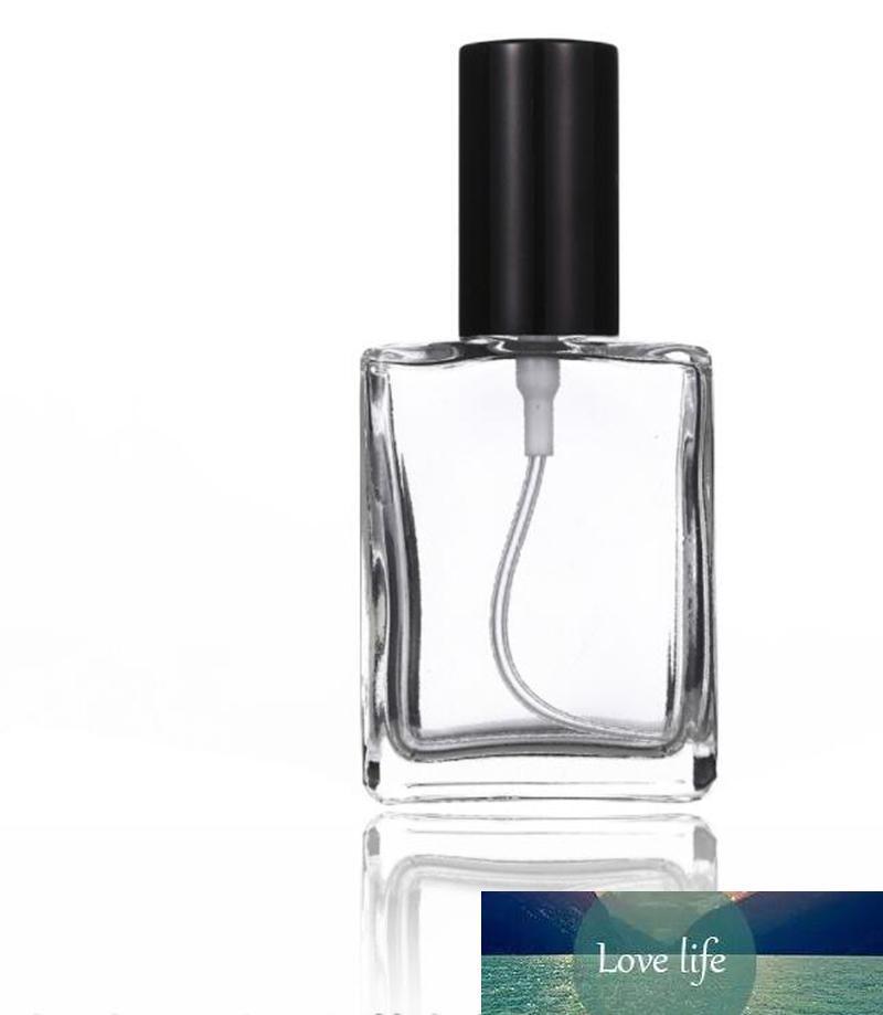 15ml rechargeable atomiseur de pompe de pompe transparente verre de parfum de parfum bouteille de parfum vide bouteille de parfum vide 15 ml DHL Livraison gratuite