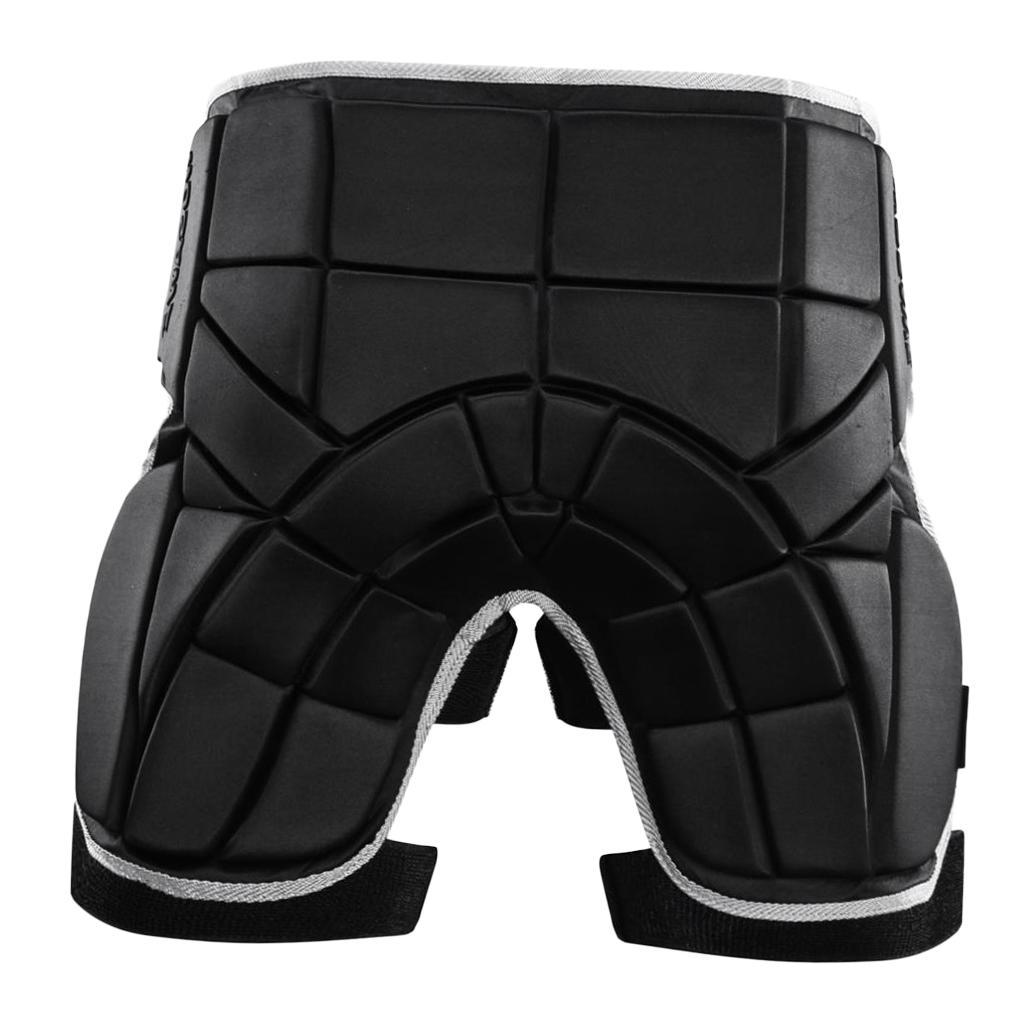 Short de protection d'impact rembourrées pour Multisport ski, patinage, Skateboard, Snowboard, Hockey, Patinage sur glace, équitation, vélo