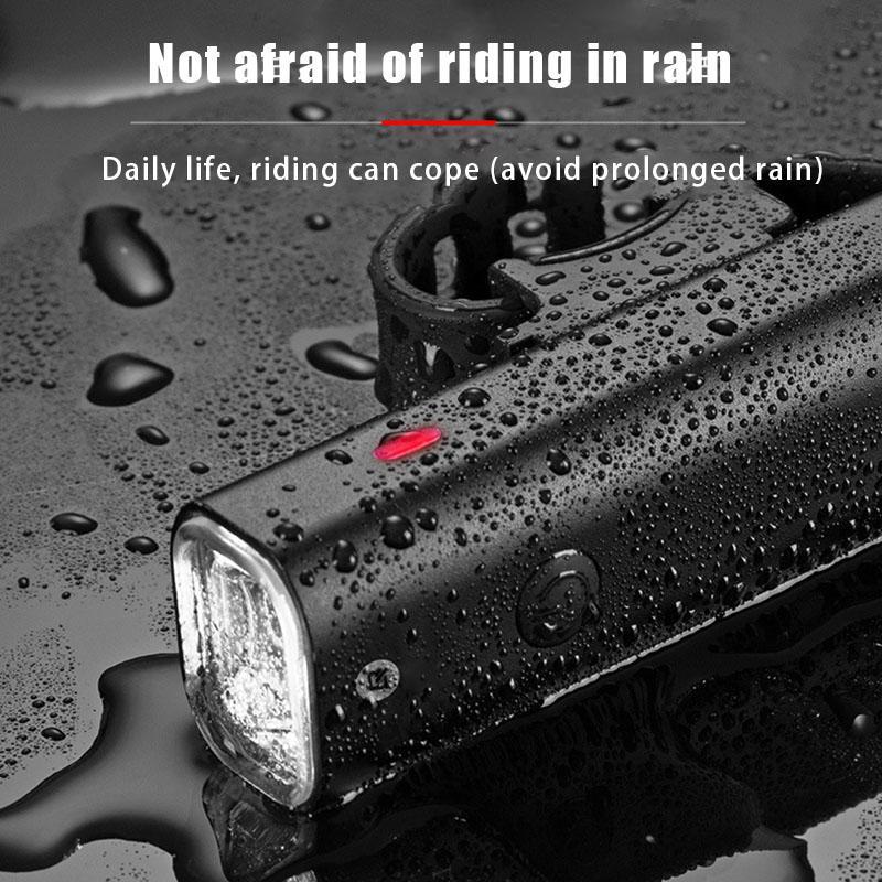 Горячий велосипедов переднего света Фара Ночь езда USB аккумуляторная непромокаемые МВИ-ING