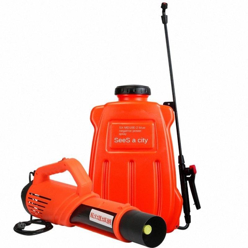 Elektro-Sprayer Land intelligente Nebelsprüher Hochdrucknebel-Spritzmaschine Zubehör 2n8F #