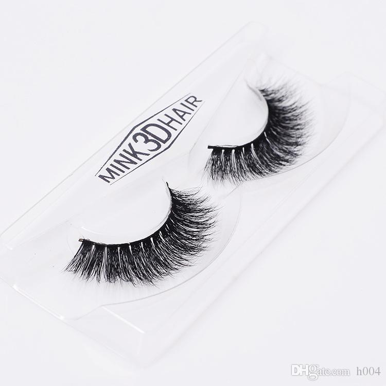 NEW 3D Mink Hair False eyelashes 16 Styles Handmade Beauty Thick Long Soft Mink lashes Fake Eye Lashes Eyelash Sexy High Quality wholesale
