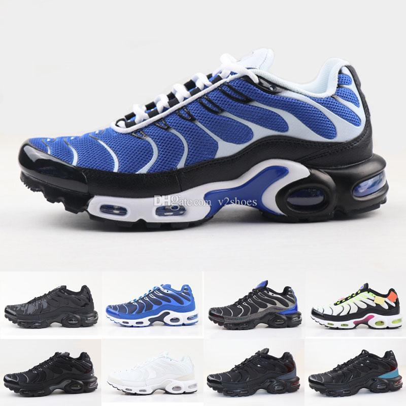 2020 Nuovo Tn Inoltre TN GS Greedy SE Olimpiadi CQ Decon Confezione Uomo Scarpe Scarpe da ginnastica Scarpe Blue Sport scarpe da tennis correnti