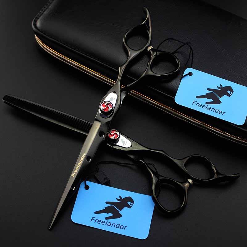 7inch Зоосалон Режущий Разбавление Scissor Sword Blade Professional Dog Cat для стрижки волос Scissor Shear Clipper