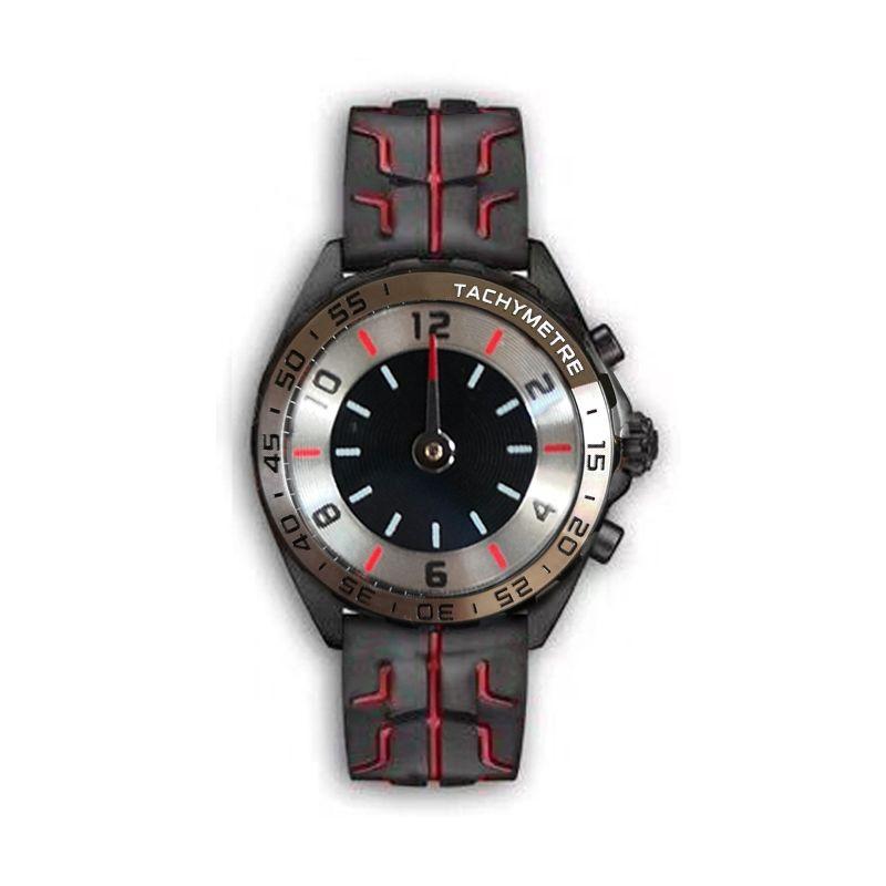 2019 F1 متسابق ووتش مع تصميم فريد من شارع الدائري الرجال الكلاسيكية السيارات العشاق الرجال هدية ساعة اليد