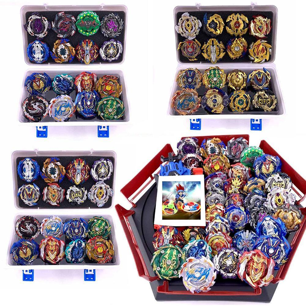 Bayblade Metal Arena Child Fight Beyblade Bey Blade Gifts Spinning Classic Burst Hot Y200109 Metal Children Toy Set Stadium For Top bbyOM