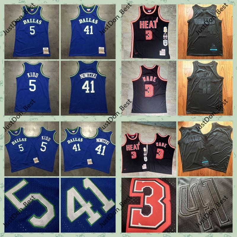 Retro Dirk Nowitzki 41 Lakers