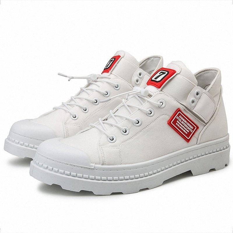 Cuoio LASPERAL2019 inverno Mens Boots Caldo Maschio pattini di lavoro impermeabile CHAUSSURE scarpe Casual per gli uomini Calzature Uomo Sneakers 6x2v #