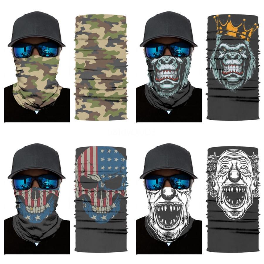 Aktivkohle-Staubschutzgesichtsmaske Sponge Mesh-Motor Reit Camo Masken mit Ventil Nonwoven Haze Mundmaske # 974
