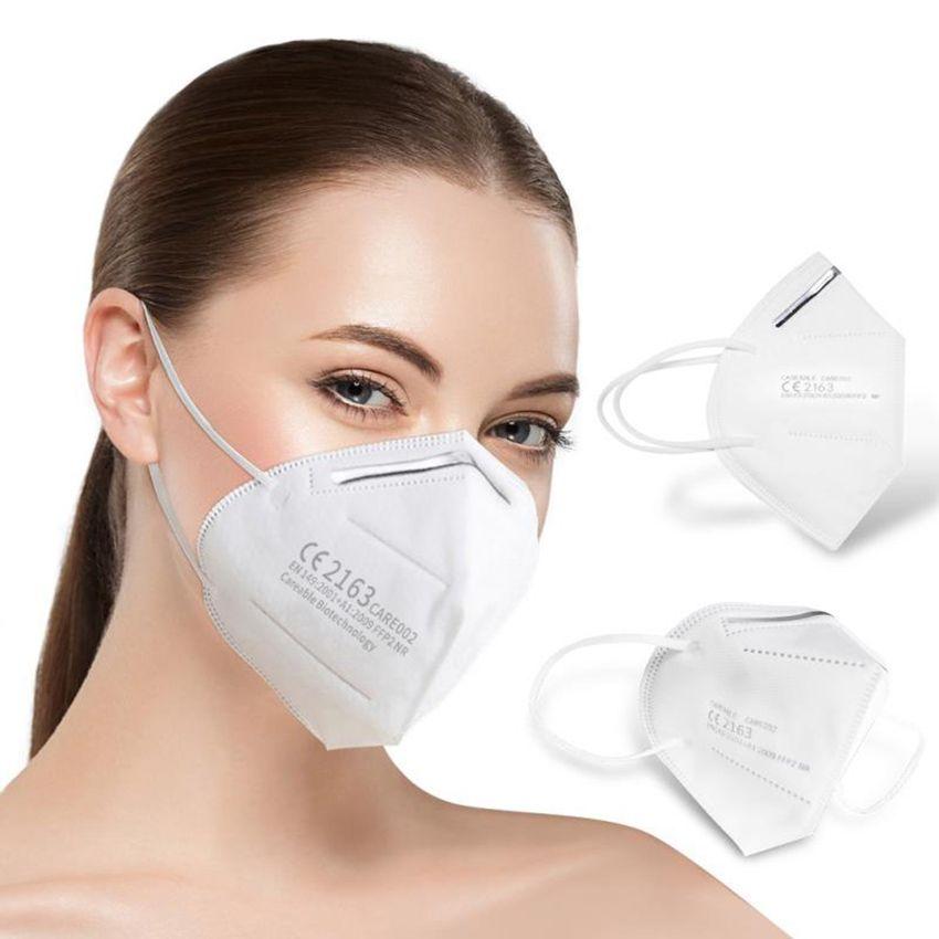 [Flash ofertas] Máscara frete grátis descartável KN95 Boca bonés de pano Máscaras KN95 máscara facial máscaras descartáveis rosto boca com máscaras de filtro