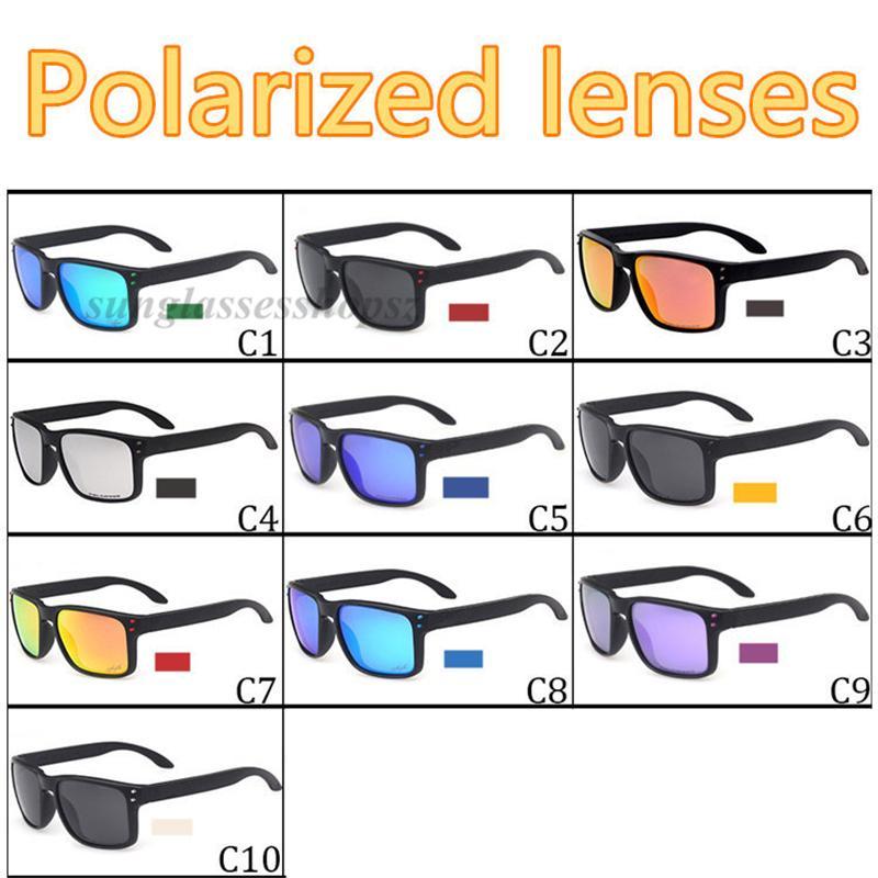 Box Brand UV400 Солнцезащитные очки Спорт Женщины Лето Нет Солнца Роскошные Очки Защита мужчин 9244 Очки Поляризованные INDFS
