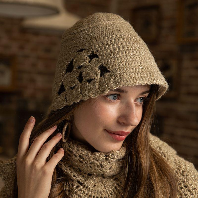 X031 Yetişkin El yapımı Bling Katlanabilir Balıkçı Şapka Moda Marka göster Yüz Femaler Seyahat All-maç Kepçe Hat Ayarlanabilir Boyut