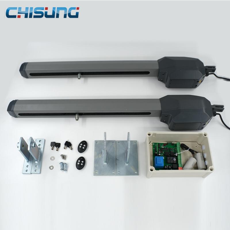 Контроль доступа к отпечаткам пальцев CSSGO-06 AC 220V / 110V высококачественная автоматическая дверная дверь операторной зароснителя для сверхмощного дома