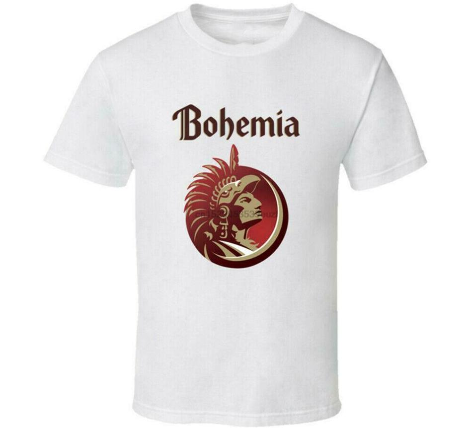 Bohemia Beer T-Shirt Monterrey Mexico Many Colors Gift New From Us Usa Size Em1 Homme Plus Size Tee Shirt