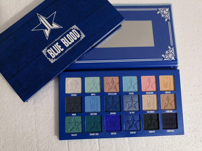 Famoso Brand Eye Trucco Palette Star 18 Colori Eyeshadow Palettes Pigmento opaco Pigmento stampato Polvere Polvere Polvere Eye Shadow