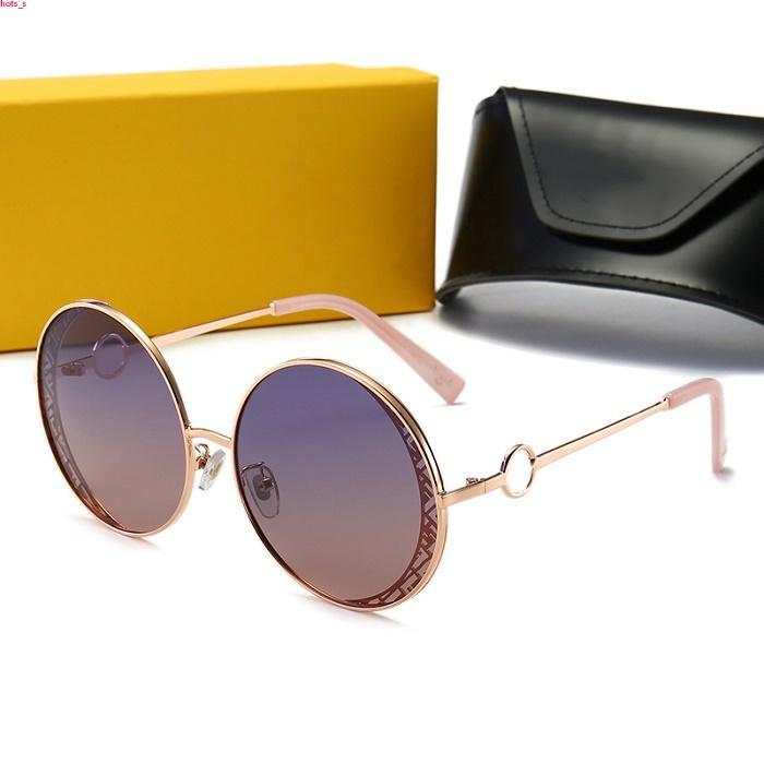 FENDI FF0358 best-seller stile piloti senza cornice gambe pelle la struttura superiore di disegno di modo di qualità occhiali da sole anti-UV occhiali da sole Drive Protection