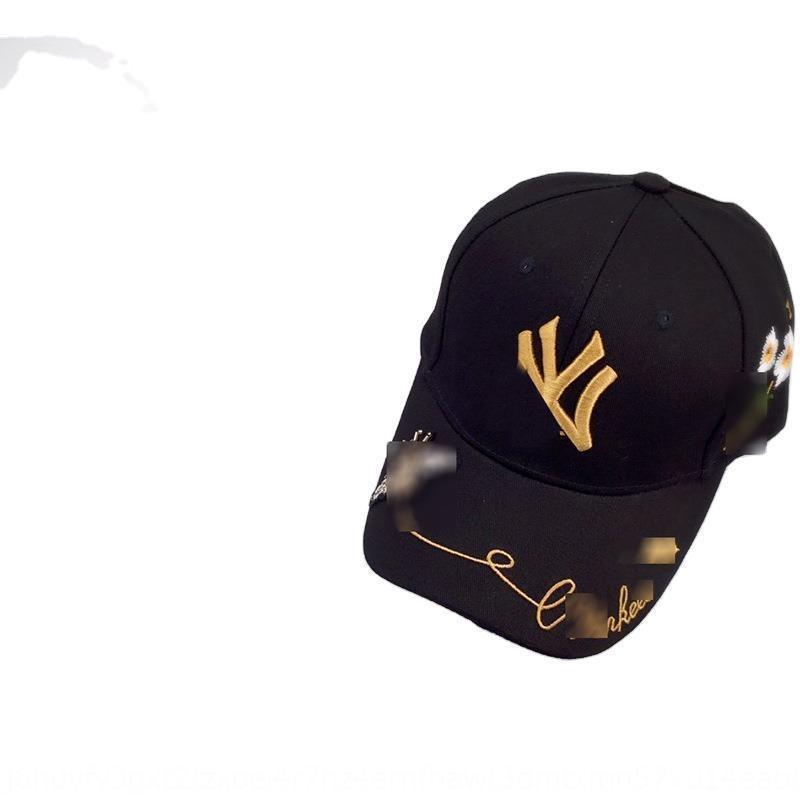 R9lMy n ya Yankees arı işlemeli kadın güneş şapkası kadın eğlence şapka açık seyahat beyzbol şapkası İşlemeli beyzbol şapkası