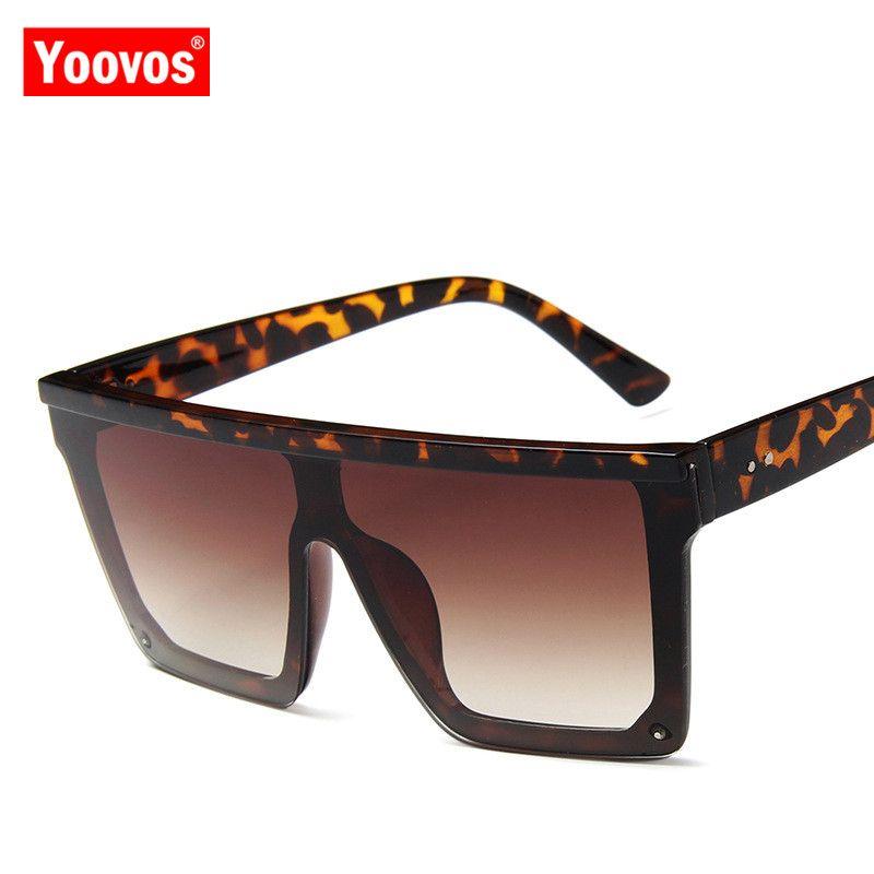 Yoovos Luxus Retro 2020 Quadrat-Sonnenbrille-Frauen-Weinlese-Süßigkeit-Farben-Objektiv Sonnenbrillen für Männer klassischer Outdoor-Reisen Goggle