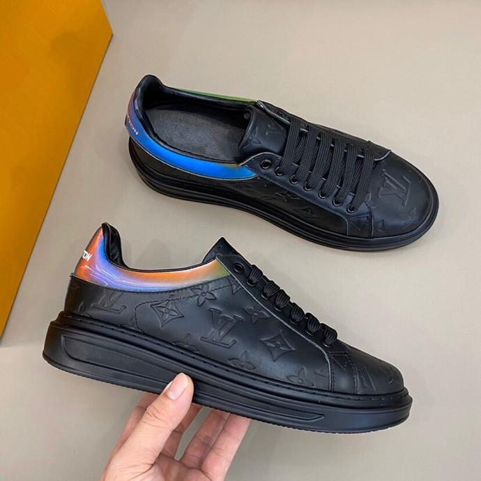 Men shoes new Air cushion increase Flying weaving Casual and comfortable fashion Latest Men Designer Sneaker Men shoes
