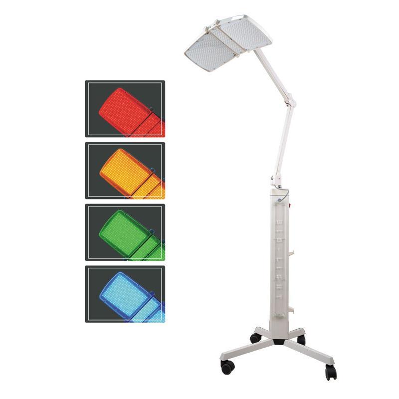 1420pcs LED si illumina 7 colori chiari PDT ha portato la terapia della luce per dynamtic rejuvnenation pelle rimozione dell'acne rimozione del pigmento di anti macchina di invecchiamento