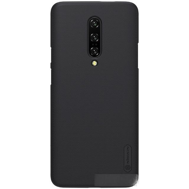 Половина обернутый Случаи OnePlus 7 Крышка случая NILLKIN Матовый PC матовый жесткий задняя крышка подарков телефон владельца один плюс для OnePlus 7 Pro
