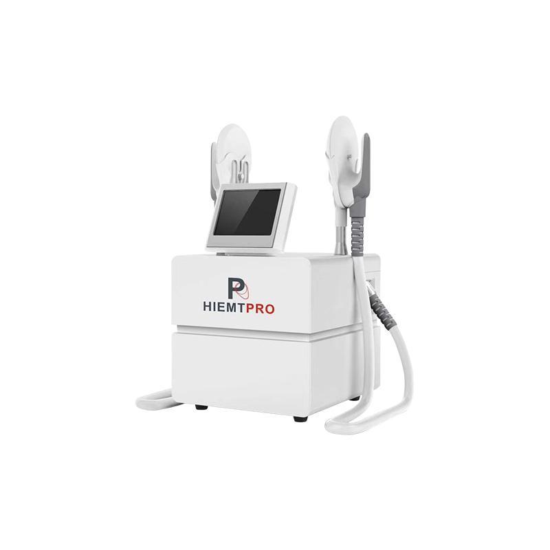 2020 Última HIEMT ems cuerpo del estimulador muscular esculpir máquina de adelgazamiento para el instructor muscular electromagnética y la belleza del dispositivo de reducción de grasas