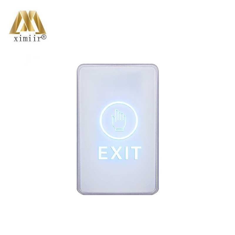 NC/NO/COM Touch switch finger Touch release door open button exit switch exit button