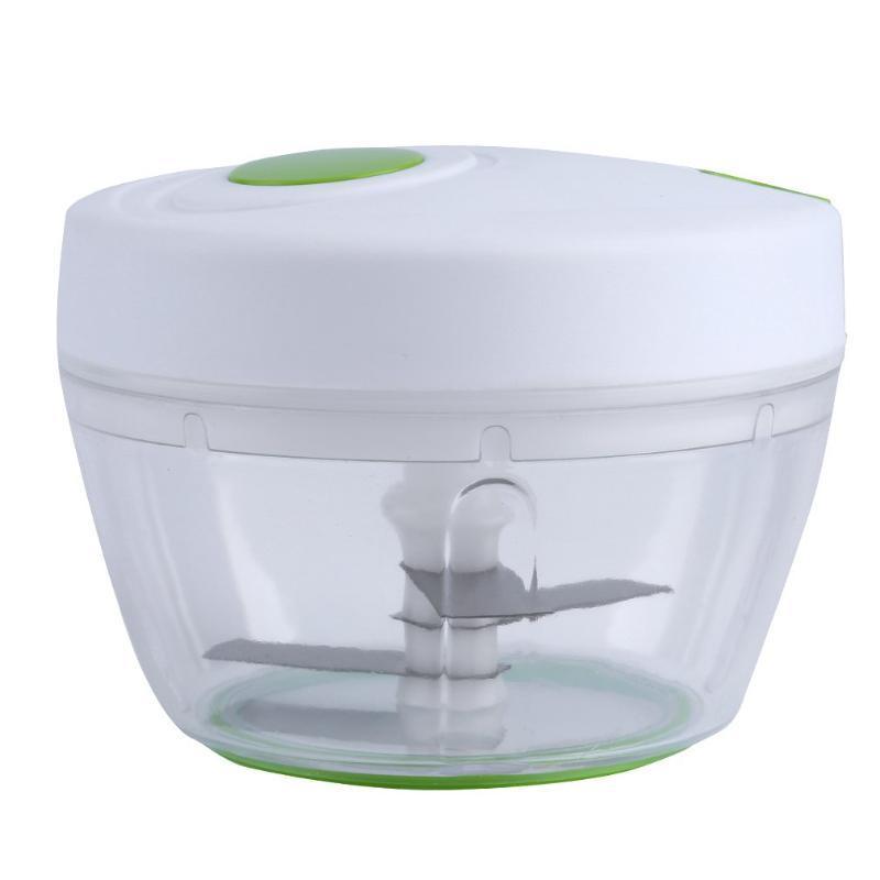 Magie Chopper Shredder Multifunktionshobel Gemüsesalat Obstschneider Ergonomischer und bequemer Griff, leicht zu bedienen