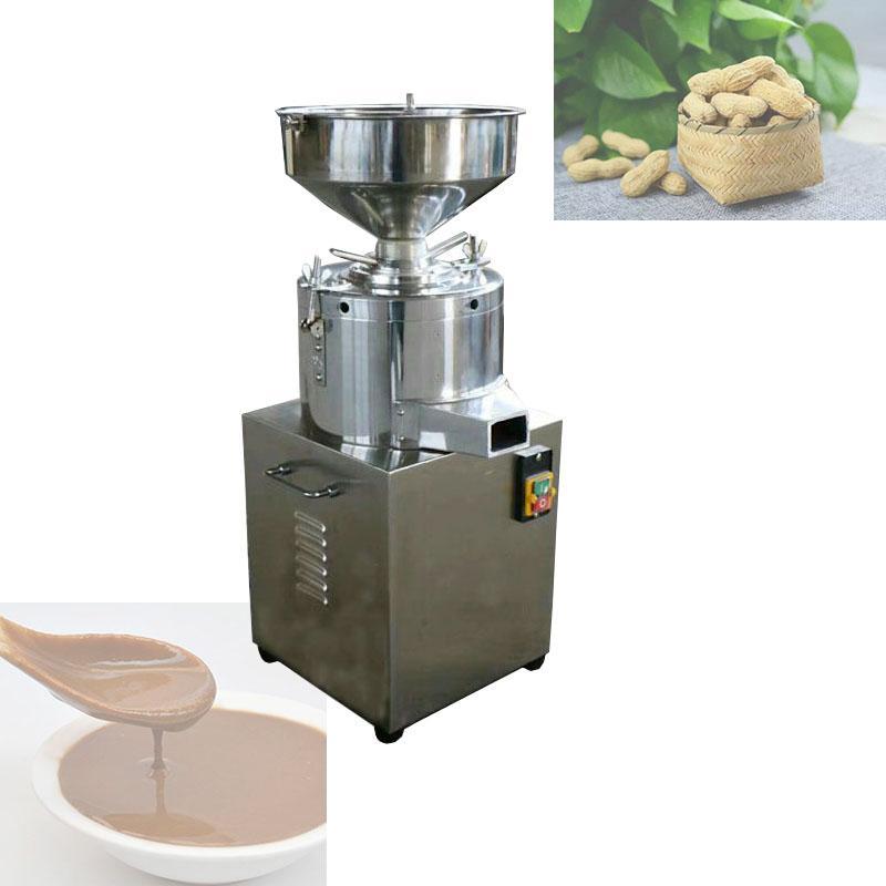tahini superiore fabbricazione di arachidi macchina smerigliatrice burro di burro di arachidi macchina di frutta marmellata rettificatrice
