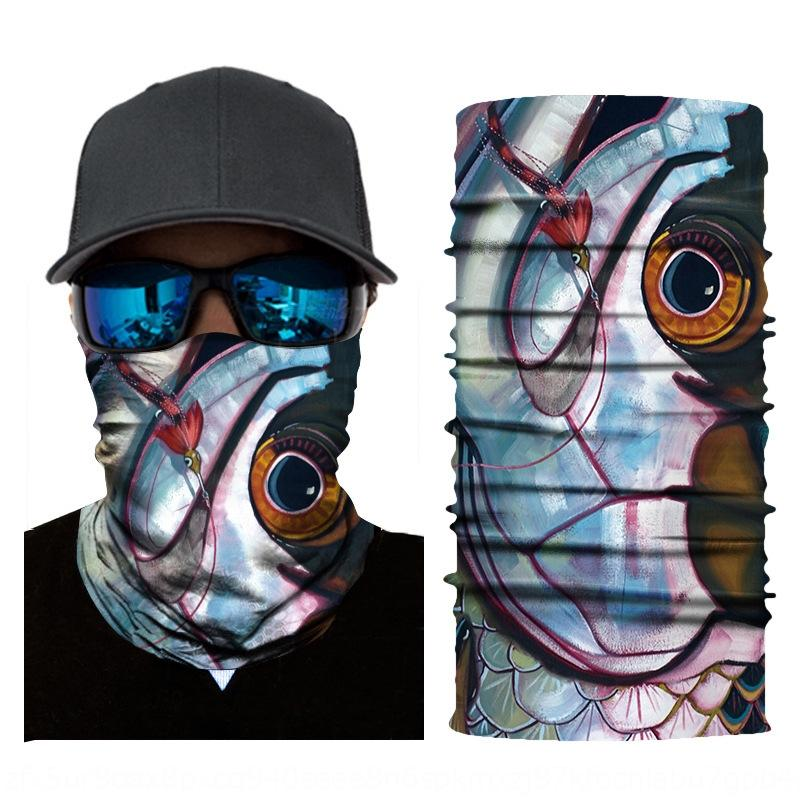 Бесшовные шарф на открытом воздухе GU567 спортивный защитный воротник шарф Vkpge Magic летнее солнца маска спортивные езды рыбалка на открытом воздухе DAJVG