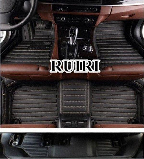 tappetini di alta qualità! Personalizzati tappetini speciali auto per Discovery 4 2016-2010 7 posti durevoli tappeti tappeti, il trasporto libero pp5n #
