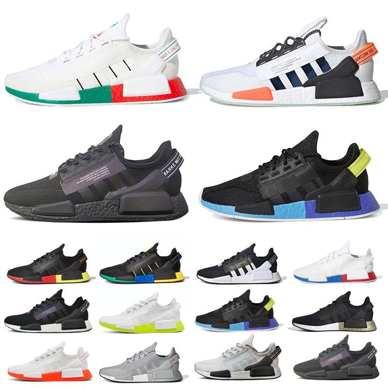 حار بيع الجنس البشري النساء الرجال الاحذية هولى فاريل وليامز فاريل ويليامز الرجال المدربين أحذية رياضية أحذية رياضية حجم