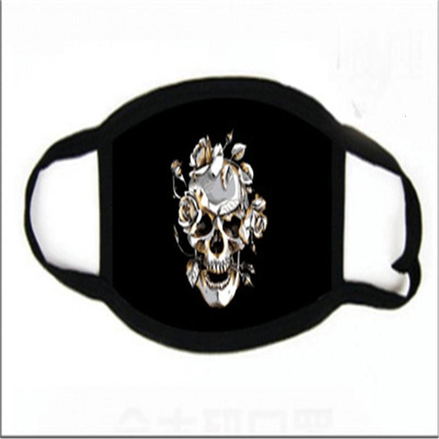Mout Fasion Den Fa Reşat Vae Anti-toz Faric Wasale Wit Filtre # 259 Maske